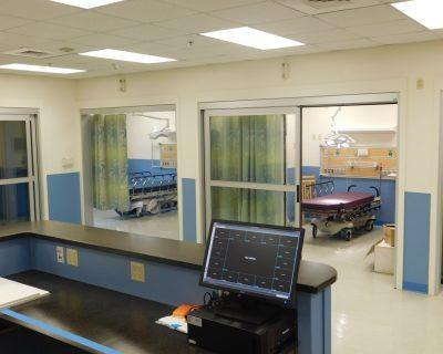 Kohala Hospital ED nears completion  (2)